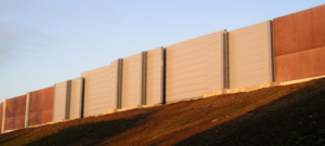 Product Gallery | Acoustic Barriers | Recycled Plastic Noise Barriers