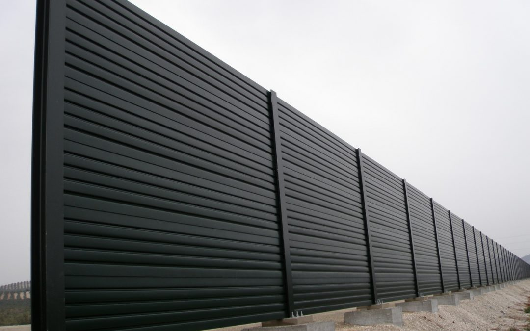 Benefits of Noise Barriers | Panacor Acoustic Barrier 2